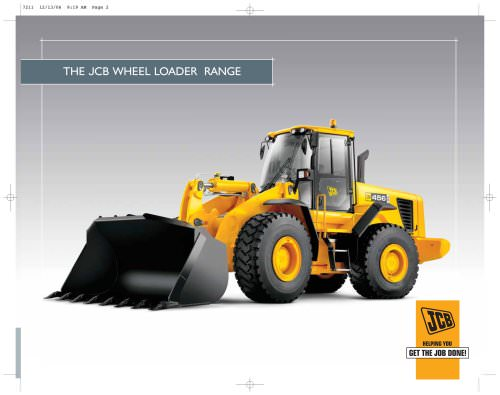 Wheel Loader Range