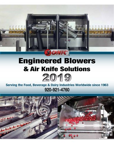 Engineered Blowers & Air Knife Solutions