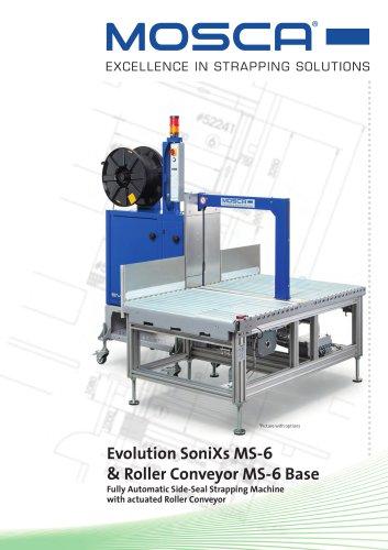 Evolution SoniXs MS-6 Base