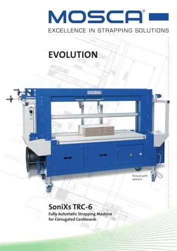 Evolution SoniXs TRC-6