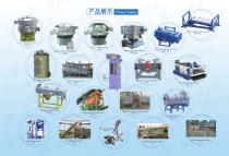 Weiliang vibrating screeners for food, chemical, mineral industry