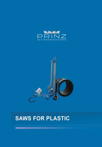 Saws for plastic