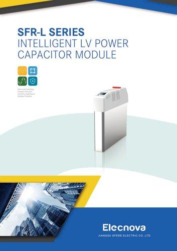 Elecnova Low voltage power capacitor module SFR-L series