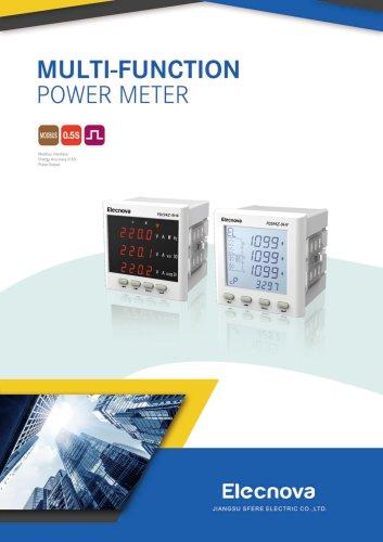 Elecnova PD19 series Multifunction power meter