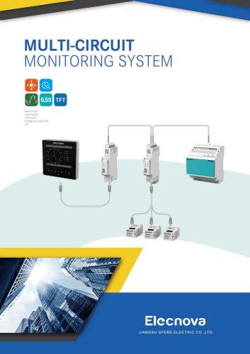 Elecnova Sfere700 Mutl-circuit monitoring system