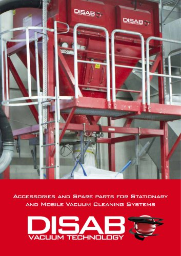 ACCESSORY CATALOGUE INDUSTRIAL SOLUTION
