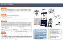 JINAN HENSGRAND PLS Series Dynamic and Static Electro-Hydraulic Servo Testing Machine