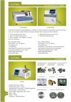Jinan Hensgrand Sample Cutting Machine