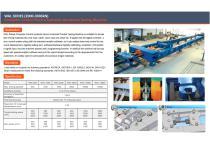 JINAN HENSGRAND WAL Series Computer Control Electro-hydraulic horizontal testing machine
