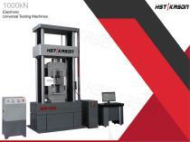 WDW-1000E Electronic Universal Tensile Testing Machine