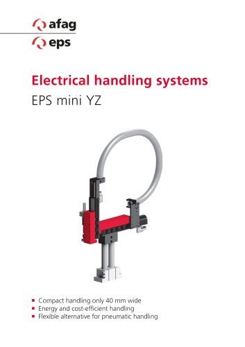 Electrical handling systems EPS mini YZ