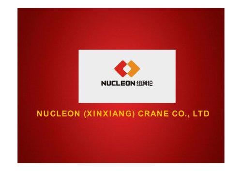 Nucleon crane