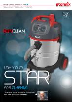 NSG uClean for the cleaning industry
