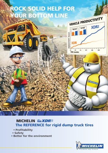 Michelin XDR2