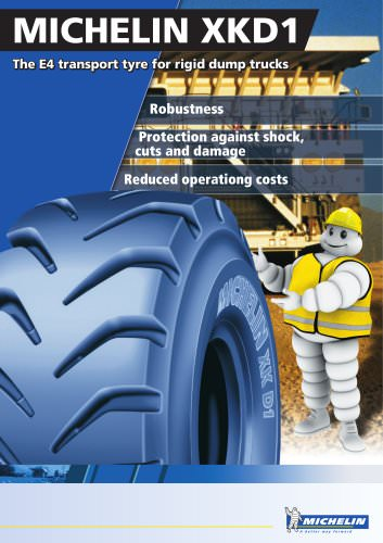 Michelin XKD1