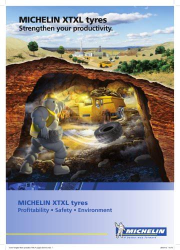 MICHELIN XTXL