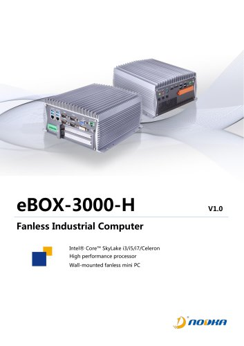 eBOX-3000-H