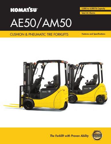 Electric Riders: AE50 Series - 4-Wheel