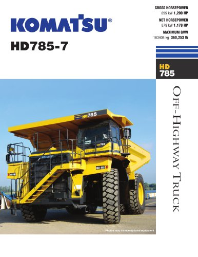 HD785-7