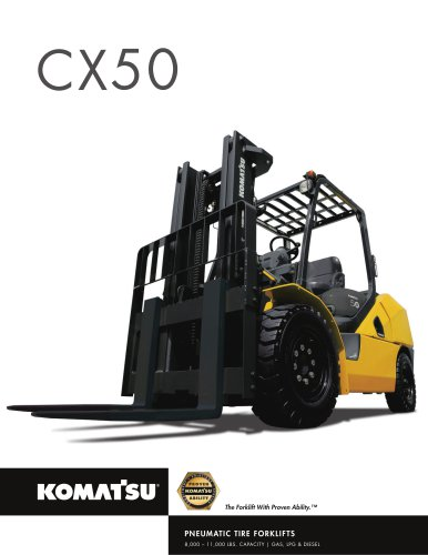 IC Pneumatic: CX50 Series