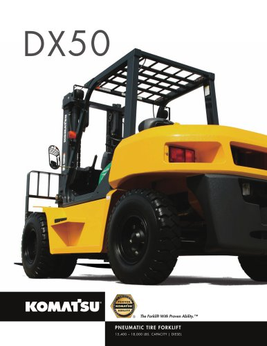 IC Pneumatic: DX50 Series