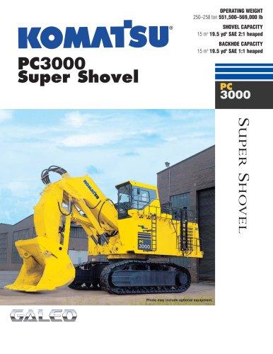 PC3000 Super Shovel