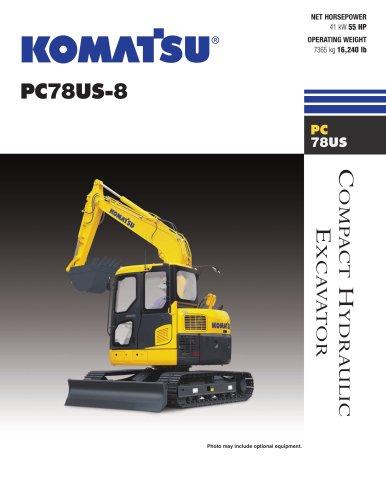 PC78US-8