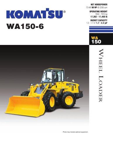 WA150-6