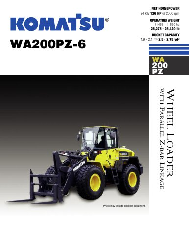WA200PZ-6