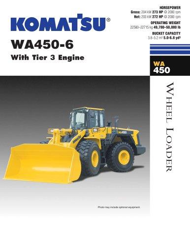 WA450-6