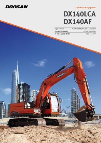 DX140LCA / DX140AF
