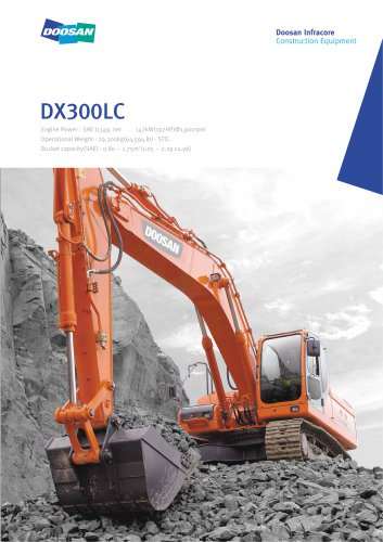 DX300LC