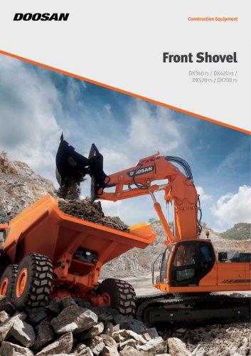 Front Shovel