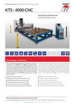 KTS-4000 CNC