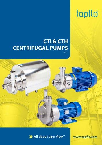 CTI & CTH  CENTRIFUGAL PUMPS