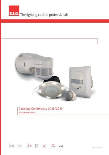 Catalogo Condensato 2018/2019 Seconda edizione