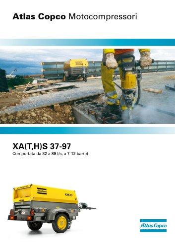 XA(T,H)S 37-97 Con portata da 32 a 89 l/s, a 7-12 bar(e)