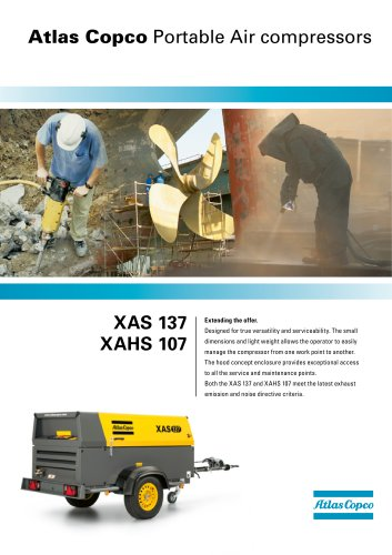 XAS 137 XAHS 107