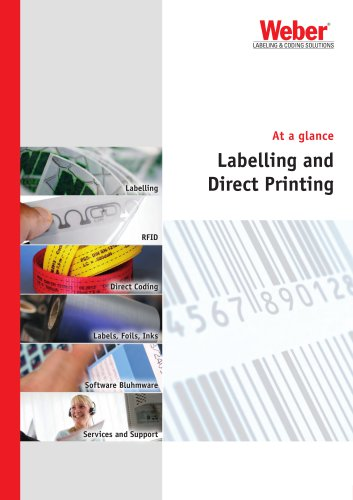 Labelling and Direct Printing