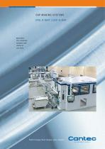Cap making systems