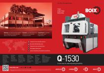 Boix Q-1530 Tray forming machine
