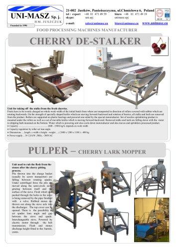 CHERRY DE-STALKER