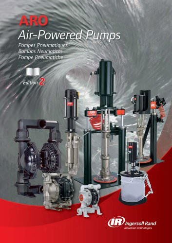 ARO Diaphragm Pumps Version 2 Eng Fre Spa