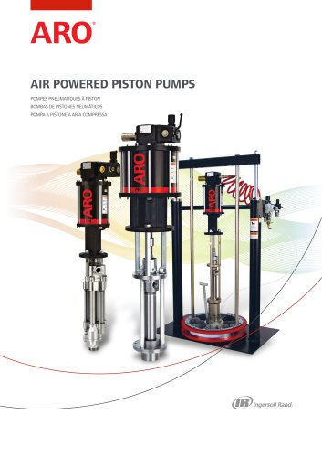 ARO Piston Pump catalogue