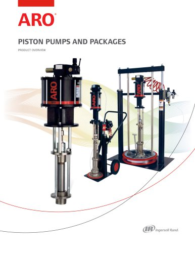 ARO Piston Pump Overview