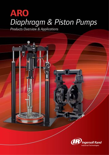 Diaphragm & Piston pumps   Products Overview & Applications