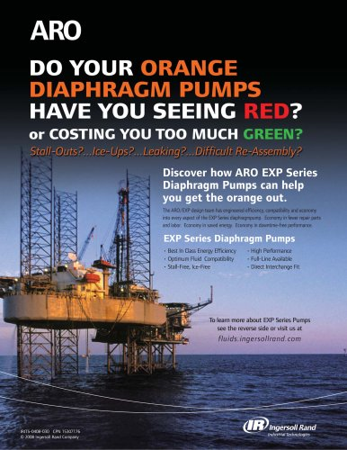 EXP Series Oil Rig Flier IRITS-0408-030