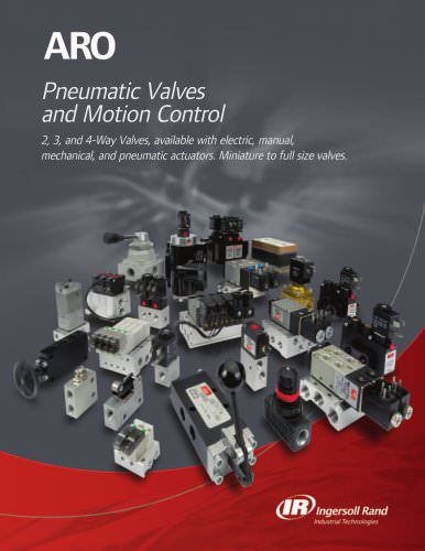 Pneumatic Valve Catalog R2 0615-M