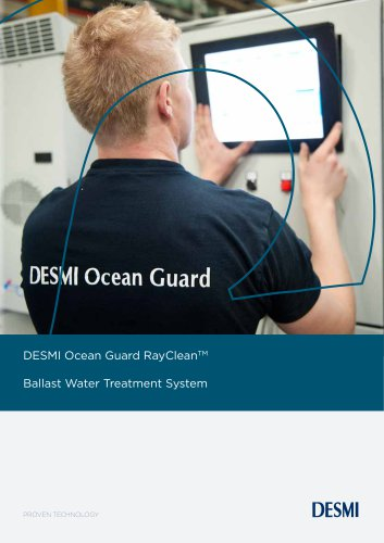 Ballast Water Treatment System - RayClean