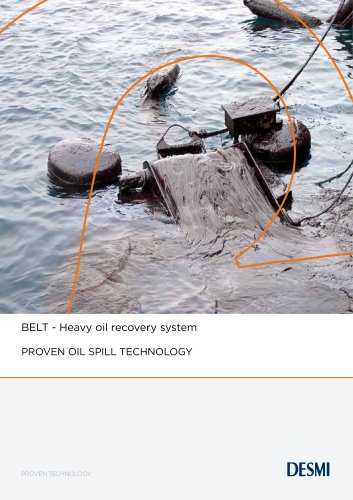 BELT - Heavy oil recovery system